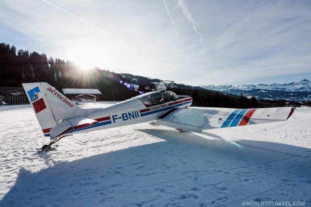 Aerocime flights over the French Alps Mont Blanc Mar de Glace - Megeve - A World to Travel (9)