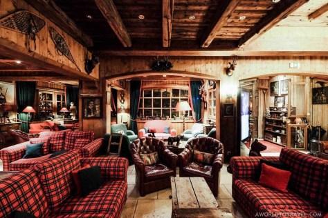 Hôtel Chalet Saint Georges in Megeve France - A World to Travel (2)