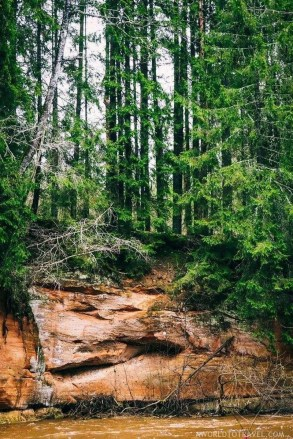 Amata Hiking Trail - Gauja National Park - Autumn in Latvia - A World to Travel (3)
