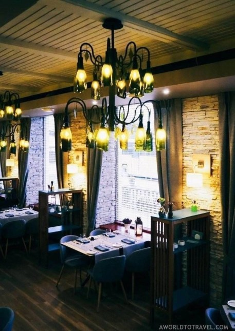 Hercogs restaurant - Where to eat in Riga - Latvia - A World to Travel (3)