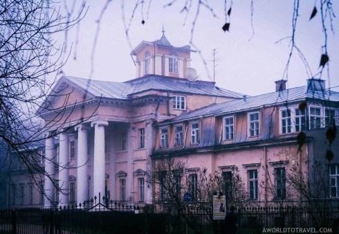 Krimulda manor in Sigulda Latvia - A World to Travel