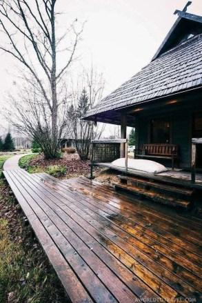 Traditional Latvian sauna in Sigulda Latvia - A World to Travel (2)