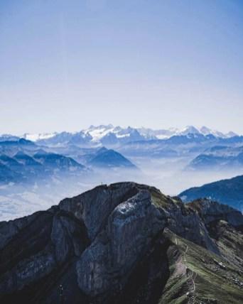 2200m Pilatus - Kulm, Hergiswil, Switzerland