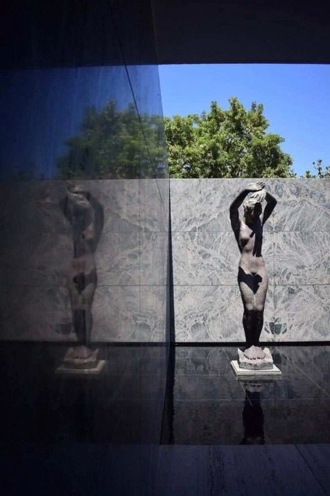 Barcelona Pavilion by Mies van der Rohe