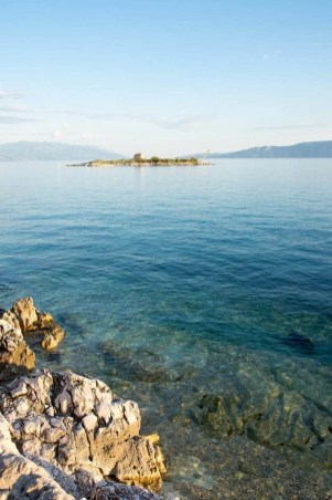 San Marino island near Novi Vinodolski - Islands of Croatia worth visiting