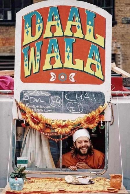 Daal Wala - India inspired recipe