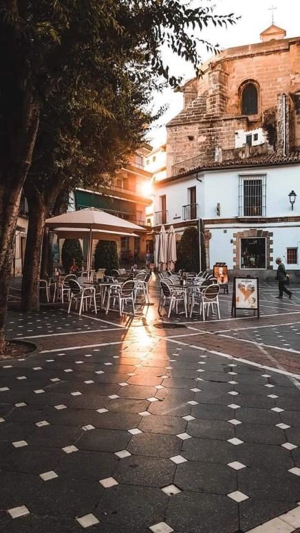 Jerez de la Frontera outdoor terrace