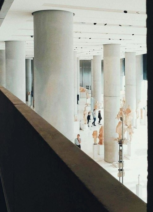 Acropolis museum - What to do in Athens