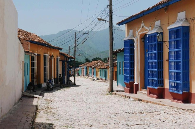 Trinidad colonial streets - Cuba travel guide