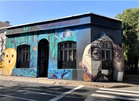 Santiago Street Art 2