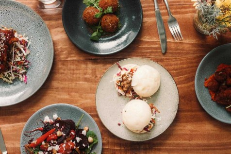 Table full of tapas - Costa Brava itinerary ideas