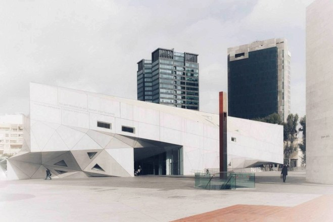 Tel Aviv Museum of Art building - Unmissable attractions