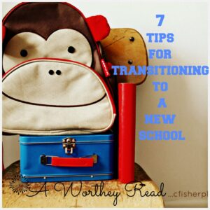 Transitioning to a New School