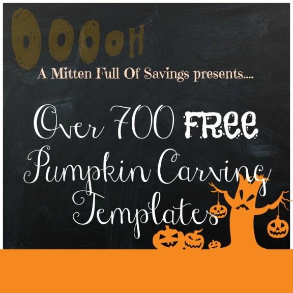 700 free pumpkin carving templates