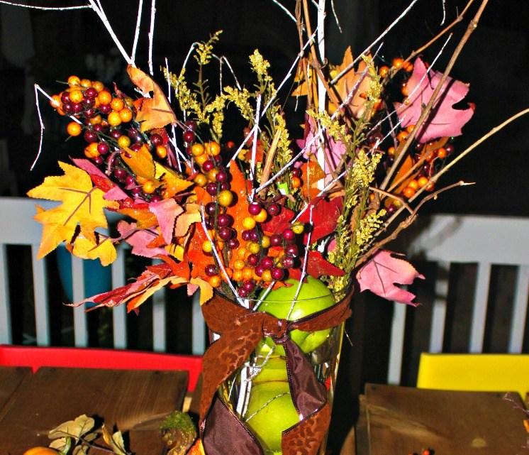 Fall Decor- Fall Centerpiece
