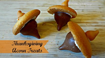 Thanksgiving Kid Treats