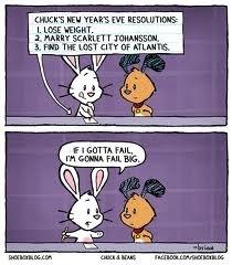 new years resolution humor