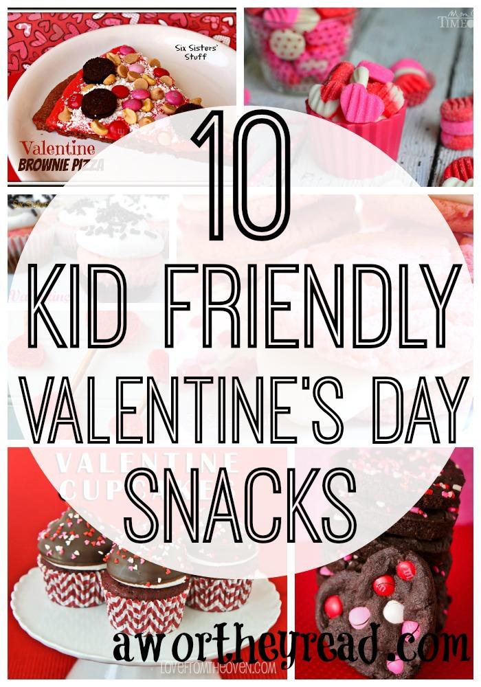 10 Kid Friendly Valentine S Day Snacks Including Gluten
