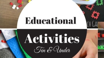 educational activities to try