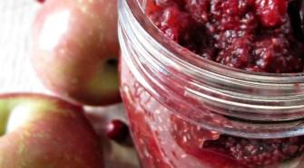 jam recipes, easy jam recipes, cranberry recipes