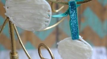 edible christmas treats, edible christmas crafts, frozen treat ideas