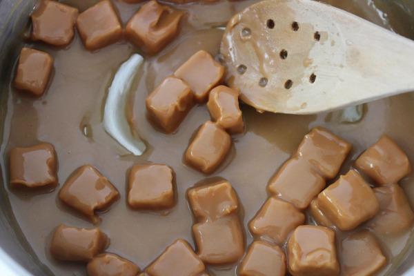 caramel cupcakes recipe melt
