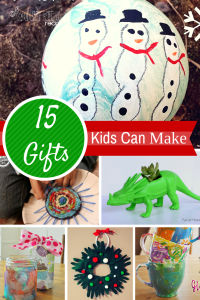 15 Easy Gifts Kids Can Make