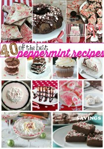40 Of the BEST Peppermint Recipes