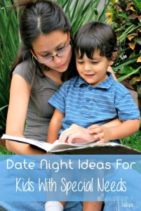 Date Night Tips for Parents With Special Needs Kids {& Autism}