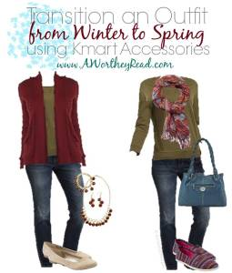 Winter To Spring Wardrobe Ideas