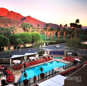 Find Luxury in Palm Springs: Hyatt Palm Springs #CAMomsEscape