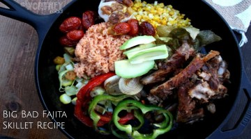 Big Bad Fajita Skillet Recipe