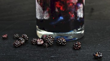 Drink Recipe Wild Blackberry Crush