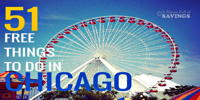 Free things to do in Chicago!