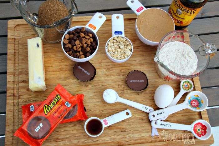 REESES Peanut Butter Cup Ingredients