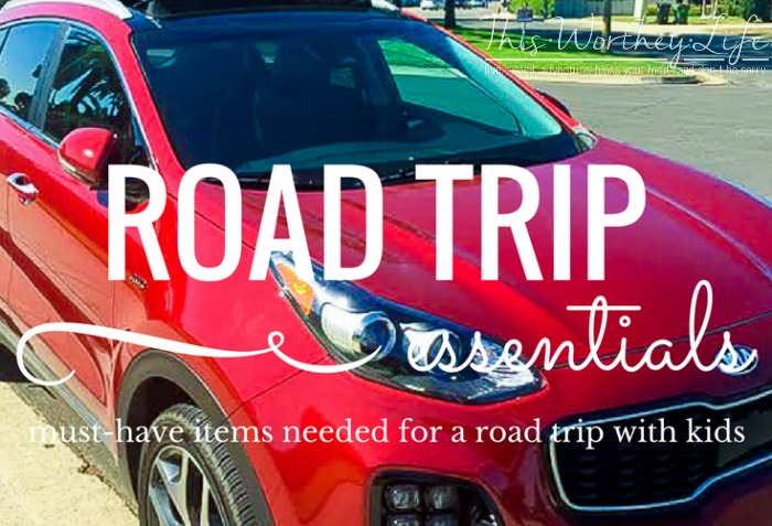 Planning a road trip this summer? Be sure to read our travel tips on the must-have road trip essentials. These road trip must-have items are vital to your road trip success! Get our road trip essential list below!
