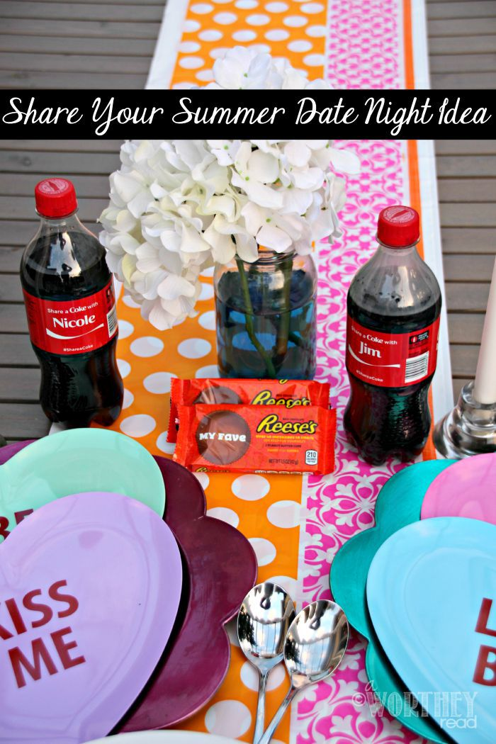 Share Your Summer Date Night Table Idea