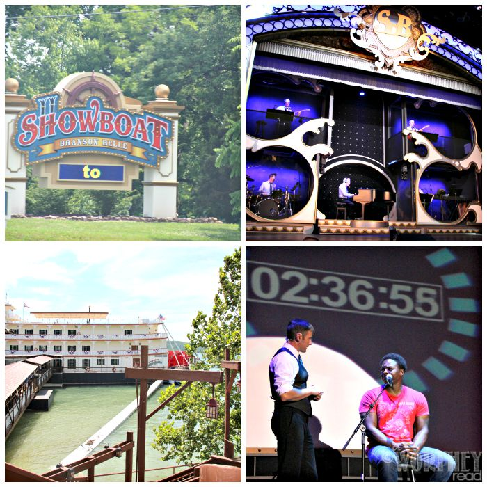 Branson Showboat Experience