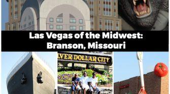 Las Vegas of the Midwest Branson, Missouri