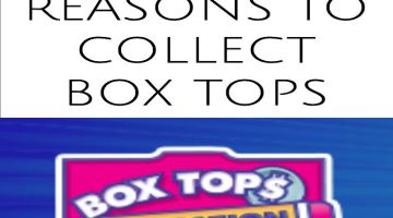 5 Reasons To Collect Box Tops