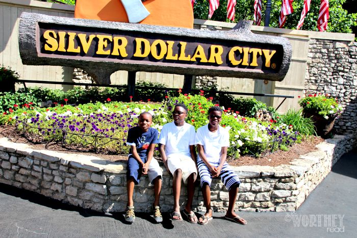 Silver Dollar City Attractions