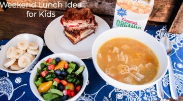 Weekend Lunch Idea for Kids