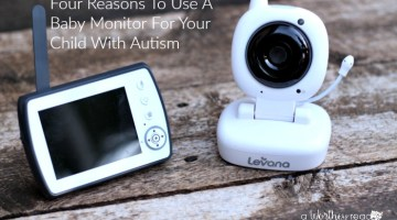 4 Reasons To Use A Baby Monitor For Your Child With Autism1