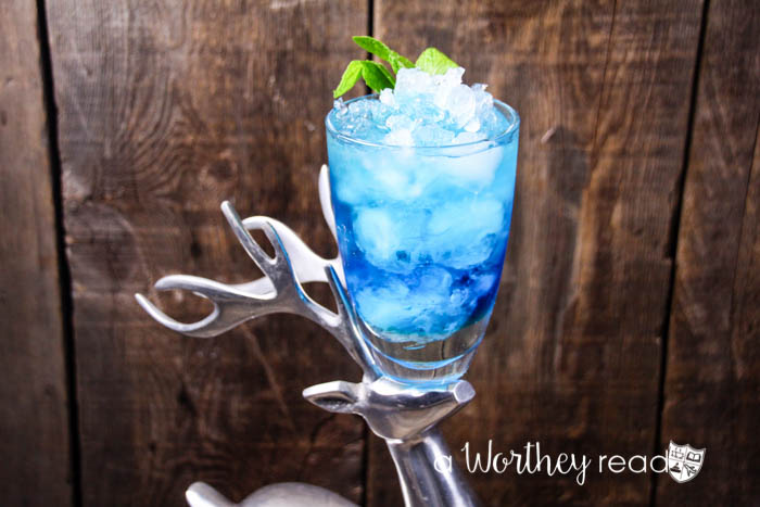 Easy Party Cocktail or Holiday Cocktail - The Blitzen