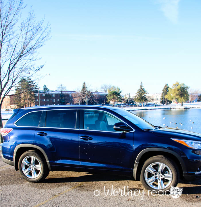 Searching for a new car this year? Read my Five Reasons The Toyota Highlander Could Be Your New Car This Year