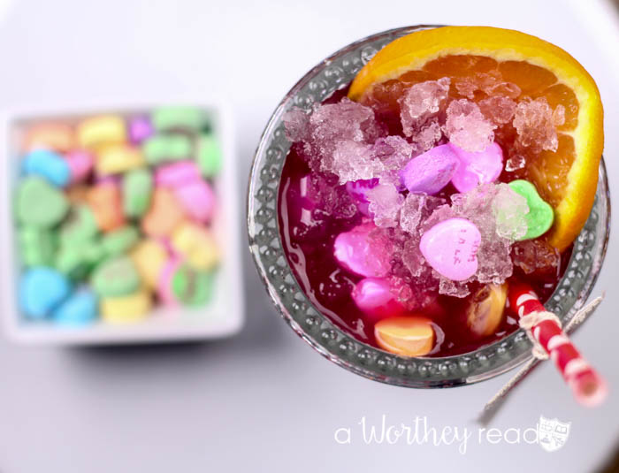 Easy Mocktail Drink for kids to enjoy