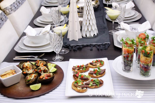 Easy Appetizers for Award Show Party