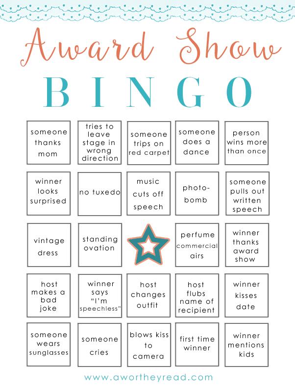 free bingo printable