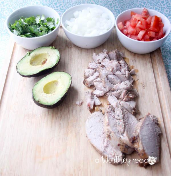 Mega Stuffed Pork Quesadillas-3