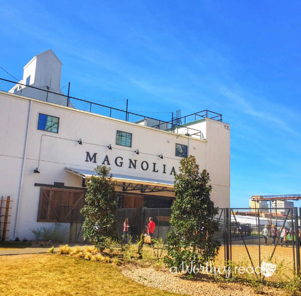 Magnolia Market Waco Texas